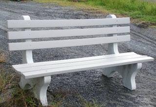 Park Benches Concrete Benches